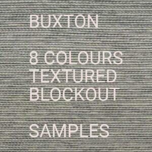 Buxton BO Roman Blind Samples