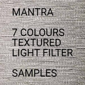 Mantra LF Roller Blind Samples