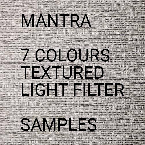 Mantra Light Filtering Samples