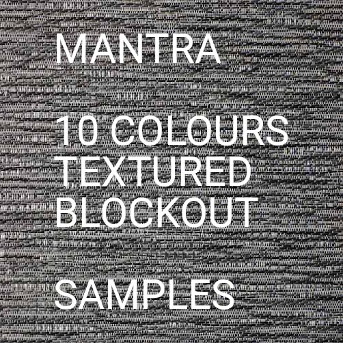 Mantra BO Panel Glide Blinds