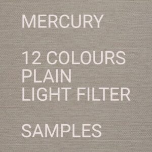 Mercury II LF Roman Blind Samples
