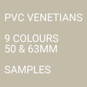 PVC Venetians