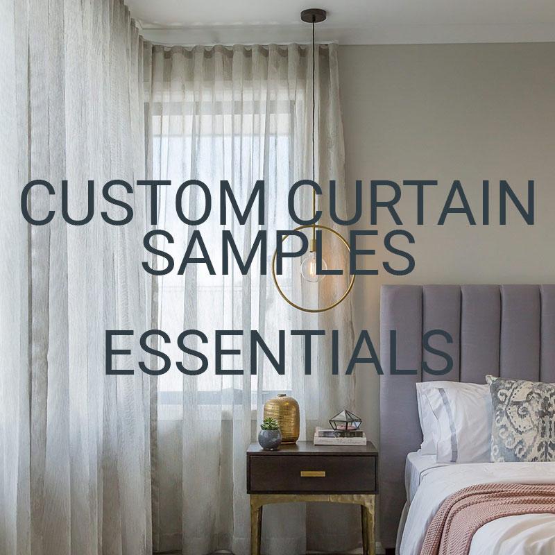 Curtain Samples