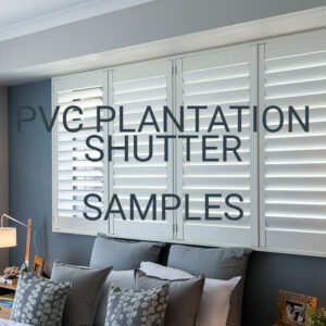 Advanced Polymer Plantation Shutter Samples