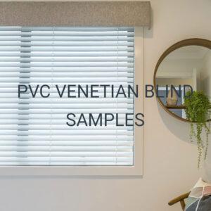 Venetian Blind Samples