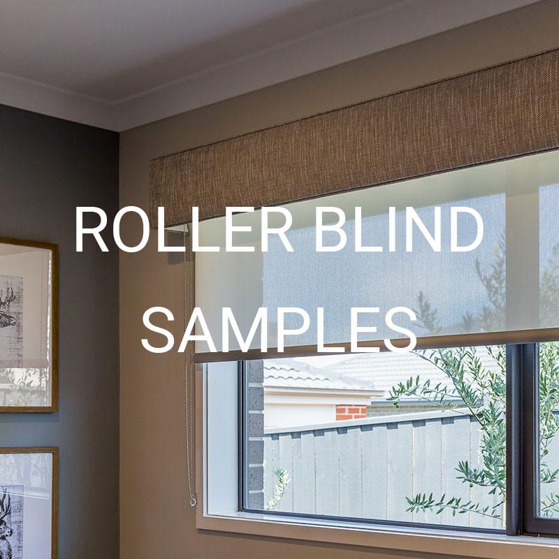 Roller Blinds Samples