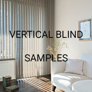 Vertical Blinds Samples