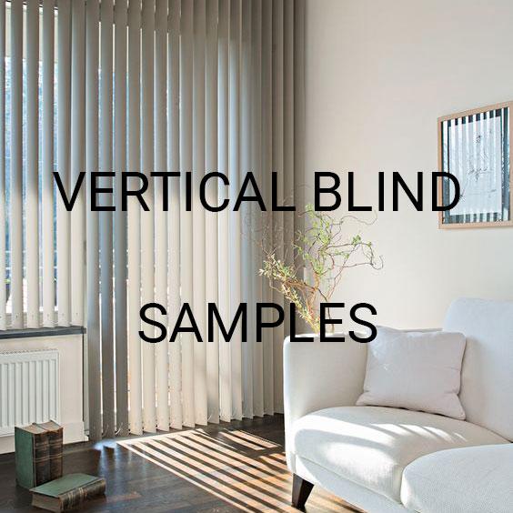 Vertical Blinds Samples