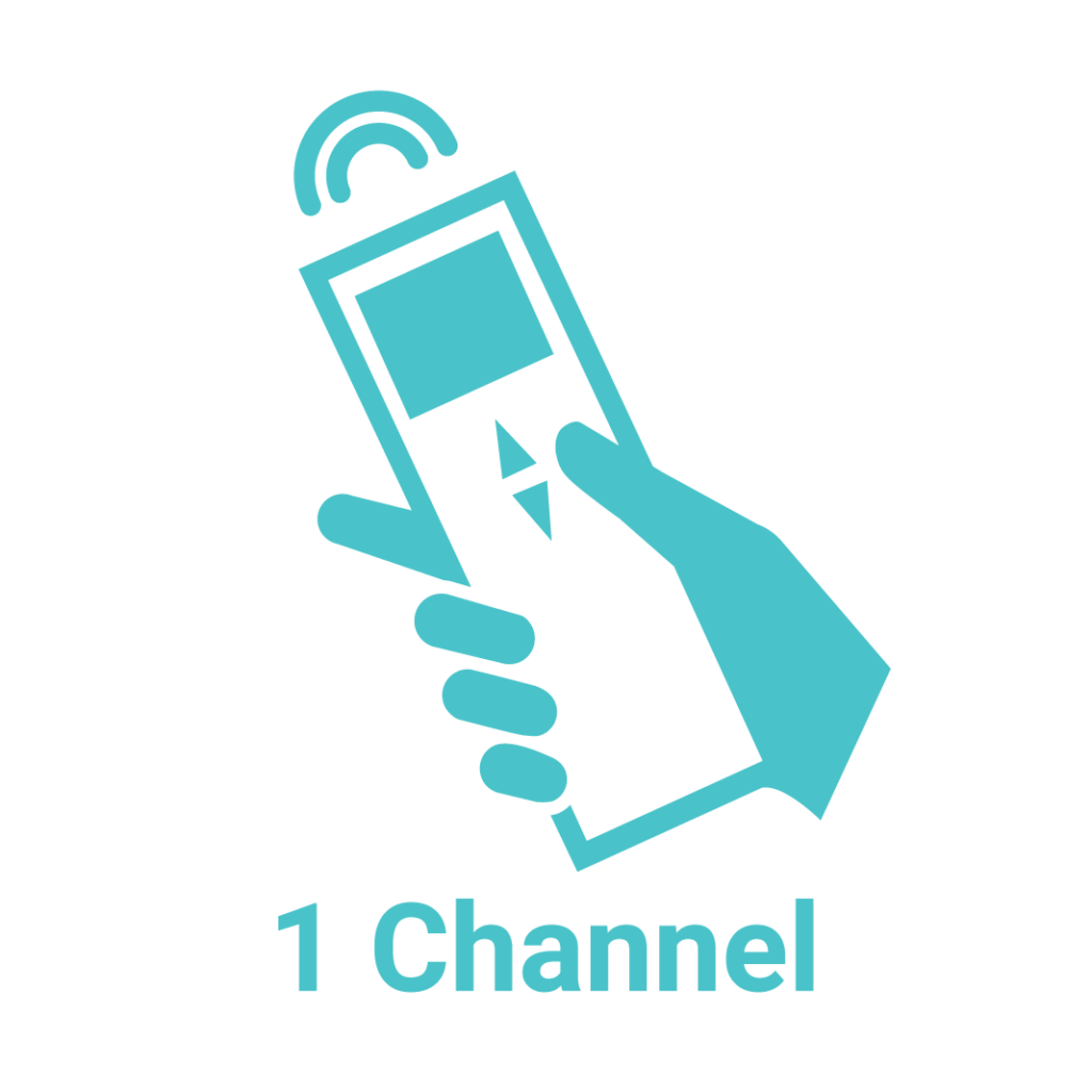 1 Ch Remote